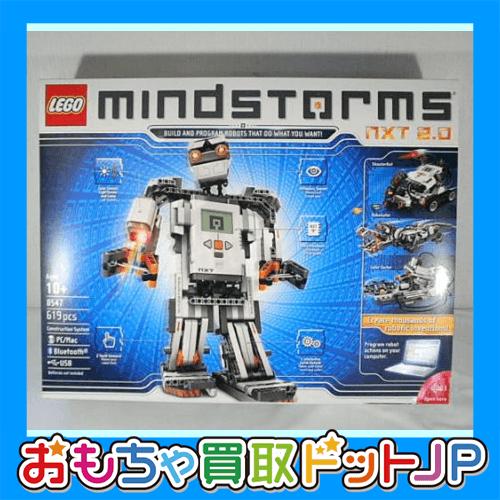 レゴ【8547 マインドストームnxt2.0】英語版