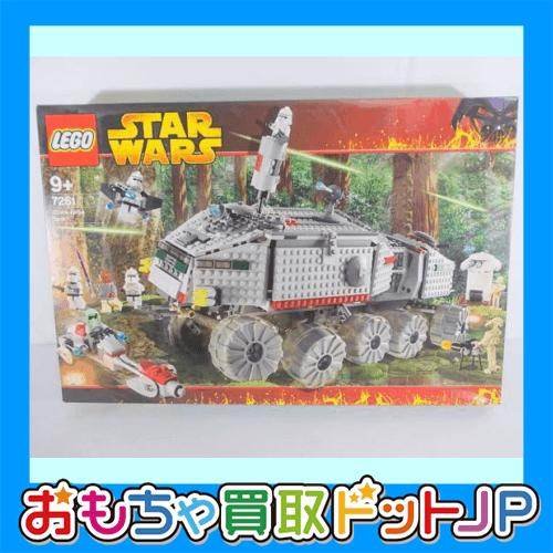 LEGO 7261 スター・ウォーズ クローンターボタンク